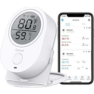 thermometre smartphone wifi bluetooth